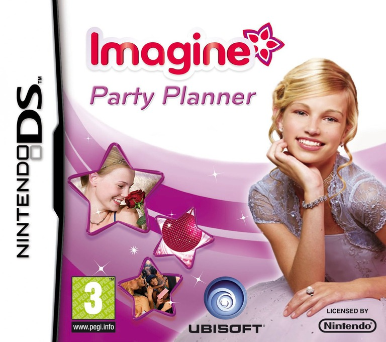 Imagine - Party Planner DS coverHQ (BPMP)