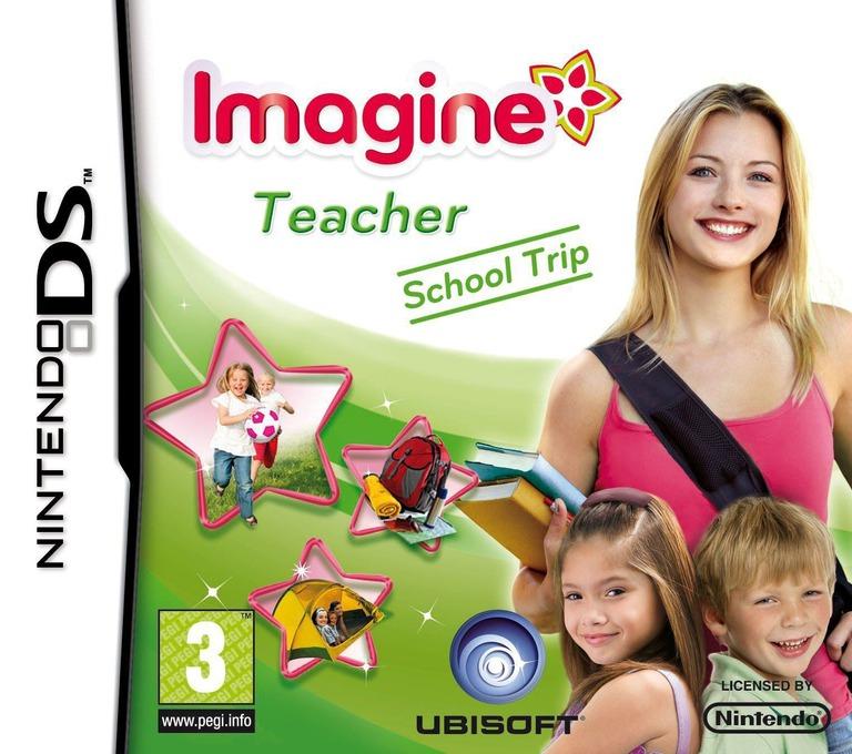 Imagine - Teacher [School Trip] DS coverHQ (BTDP)