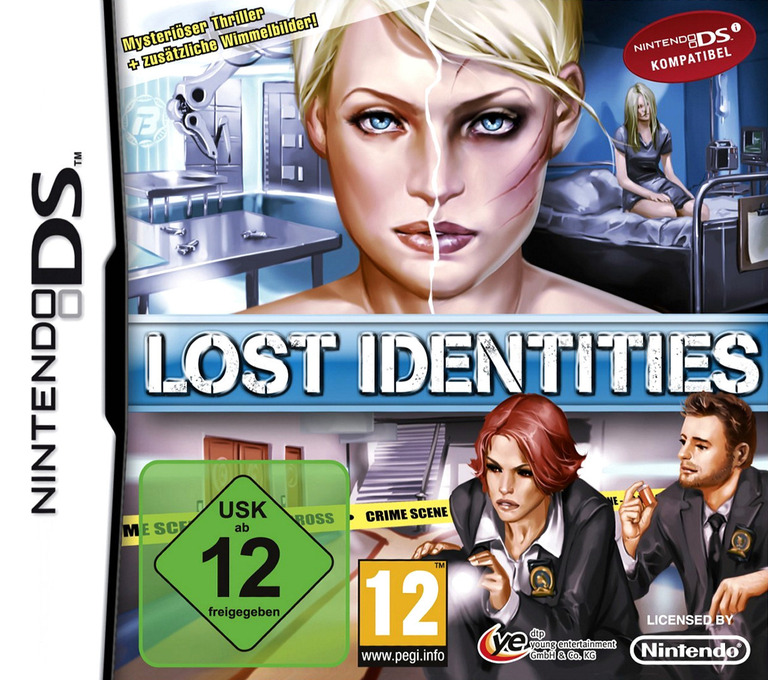 Lost Identities DS coverHQ (VLIP)
