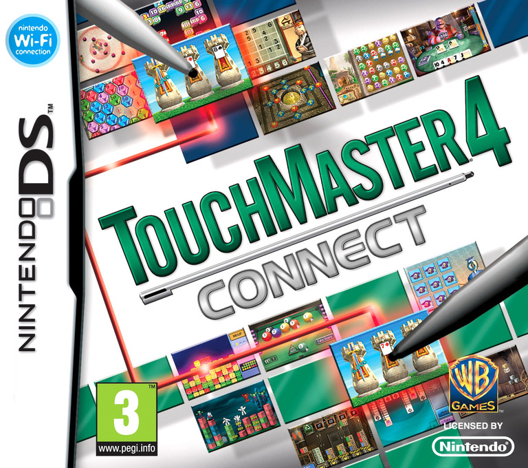 TouchMaster 4 - Connect DS coverHQ (VT4V)