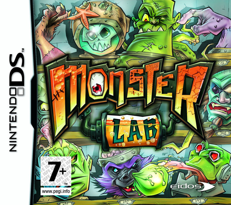 Monster Lab DS coverHQ (YQLP)