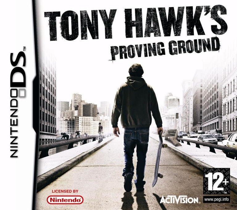 Tony Hawk's Proving Ground DS coverHQ (YT9P)