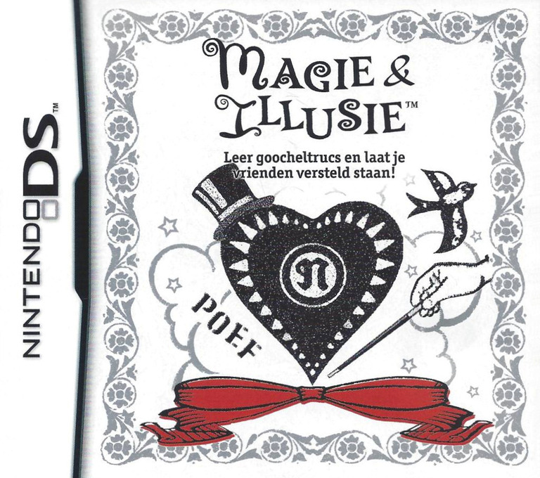 Magie & Illusie DS coverHQ (AJQP)