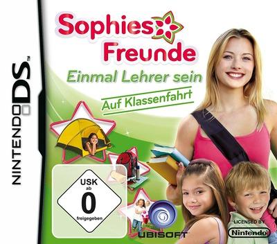 Sophies Freunde - Einmal Lehrer Sein [Auf Klassenfahrt] DS coverM (BTDP)