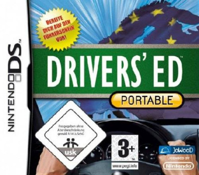Drivers' Ed Portable DS coverM (CCEP)