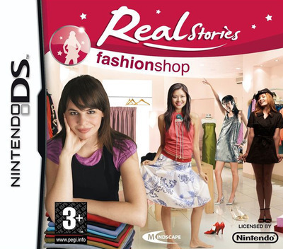 Real Stories - Passion 4 Fashion DS coverM (CFSX)
