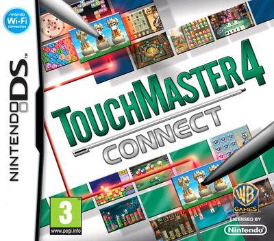 TouchMaster 4 - Connect DS coverM (VT4V)