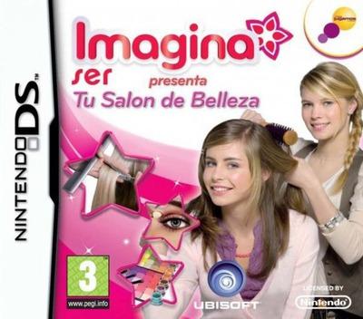 Imagina Ser Presenta - Tu Salon De Belleza DS coverM (BATP)