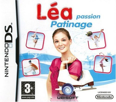 Léa Passion - Patinage DS coverM (AFQP)