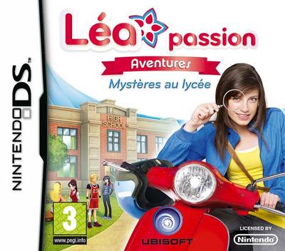 Léa Passion Adventures - Mystères Au Lycée DS coverM (BDVP)