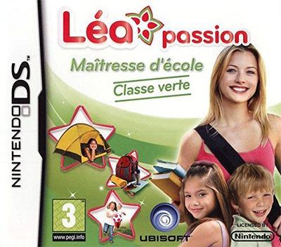 Léa Passion - Maîtresse D'école [Classe Verte] DS coverM (BTDP)