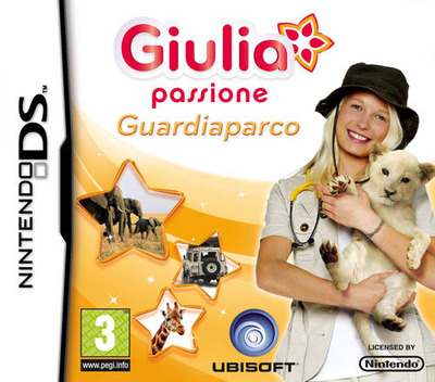 Giulia Pasione - Guardiaparco DS coverM (BGZP)