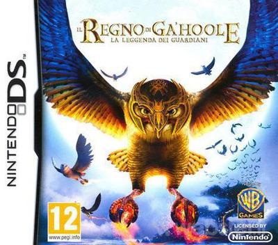 Il Regno di Ga'Hoole - La Leggenda dei Guardiani DS coverM (CUAP)