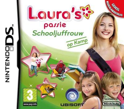 Laura's Passie - Schooljuffrouw [Op Kamp] DS coverM (BTDP)