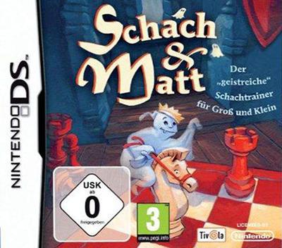 Schach & Matt DS coverMB (YSCD)