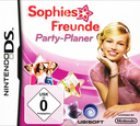 Sophies Freunde - Party-Planer DS coverS (BPMP)