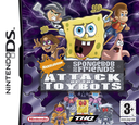 Nicktoons - Attack of the Toybots DS coverS (YAYX)