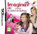 Imagina Ser Presenta - Tu Salon De Belleza DS coverS (BATP)