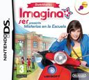 Aventuras Imagina Ser Presenta - Misterios En La Escuela DS coverS (BDVP)