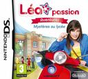 Léa Passion Adventures - Mystères Au Lycée DS coverS (BDVP)