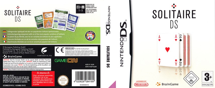 Solitaire DS DS coverfullM (YIOP)