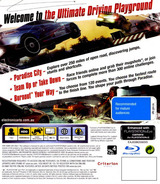 Burnout Paradise PS3 cover (BLES00073)