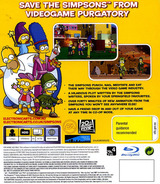 The Simpsons Game PS3 cover (BLES00142)