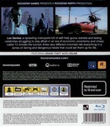 Grand Theft Auto V PS3 cover (BLES01807)