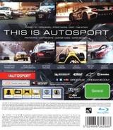 GRID Autosport PS3 cover (BLES02038)