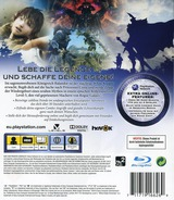 White Knight Chronicles PS3 cover (BCES00225)