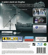 SingStar: Take That PS3 cover (BCES00607)