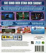 Buzz!: Quiz World PS3 cover (BCES00644)