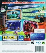 Start The Party! Save the World PS3 cover (BCES01273)