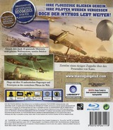 Blazing Angels 2: Secret Missions of WWII PS3 cover (BLES00103)