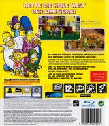 Die Simpsons: Das Spie PS3 cover (BLES00146)