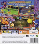 Sega Superstars Tennis PS3 cover (BLES00232)