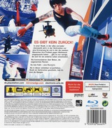 Mirror's Edge PS3 cover (BLES00322)