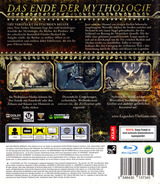 Legendary PS3 cover (BLES00405)