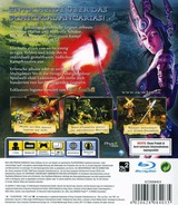 Fallen Angel Sacred 2 PS3 cover (BLES00410)