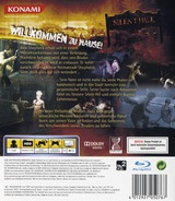Silent Hill: Homecoming PS3 cover (BLES00460)