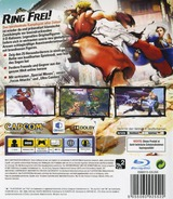 Street Fighter IV PS3 cover (BLES00481)