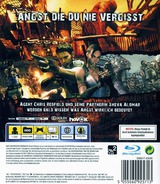Resident Evil 5 PS3 cover (BLES00485)