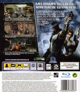 Damnation PS3 cover (BLES00526)