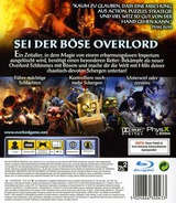 Overlord II PS3 cover (BLES00580)