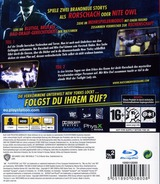 Watchmen: Das Ende Ist Nah - Tail 1&2 PS3 cover (BLES00613)