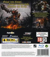 Darksiders PS3 cover (BLES00705)