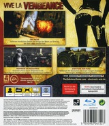 Saboteur PS3 cover (BLES00745)