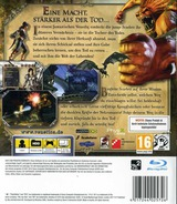Venetica PS3 cover (BLES00776)