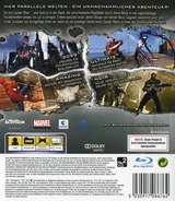 Spider-Man: Dimensions PS3 cover (BLES00946)