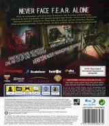 F.E.A.R. 3 PS3 cover (BLES00963)